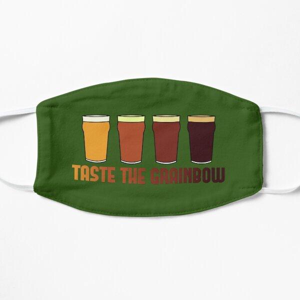 Taste the Grainbow Flat Mask