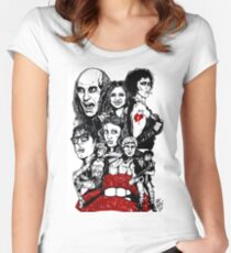 Rocky Horror Picture Show Women's Fitted Scoop T-Shirt