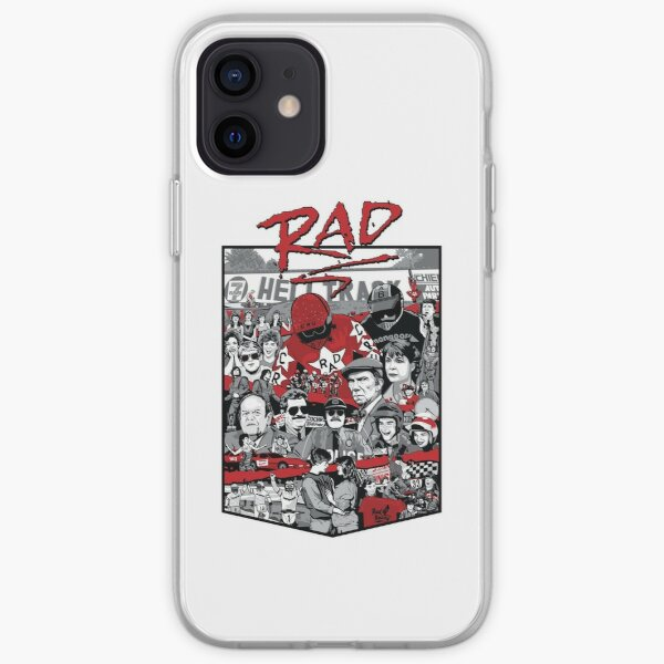 Rad Poster - Special 33rd Anniversary Edition iPhone Soft Case
