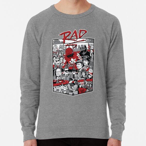 Rad Poster - Special 33rd Anniversary Edition Lightweight Sweatshirt