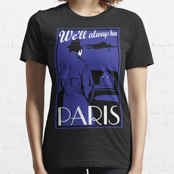 Catharsis Three: We'll Always Have Paris Essential T-Shirt