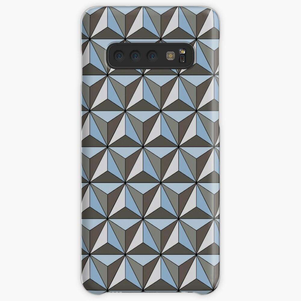 Spaceship Earth Case & Skin for Samsung Galaxy