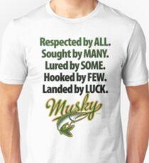 Musky Respected T-Shirt