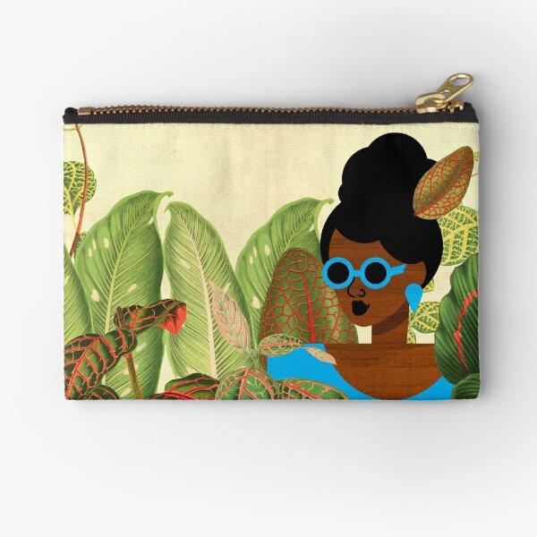 Bayou Girl III Zipper Pouch