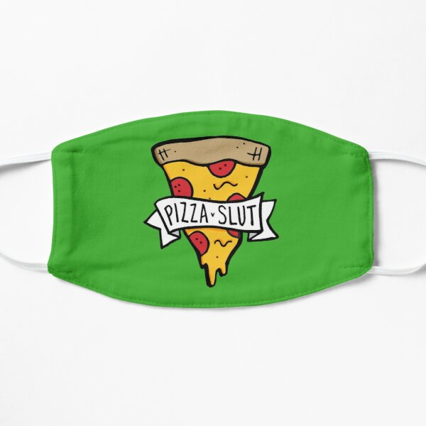 Pizza Slut Mask