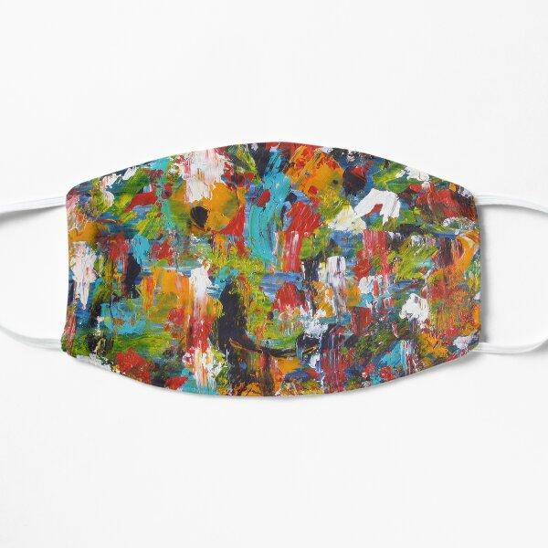 Mediterranean, Acrylic Painting Mask