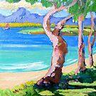 Bribie Island # 4  Queensland  by Virginia McGowan