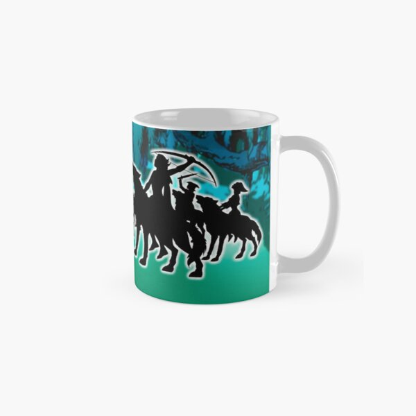 Elfquest - To Hunt, To Howl, To Live Free 1 Classic Mug
