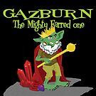 GAZBURN The Mighty Earred one! by Ian Fults