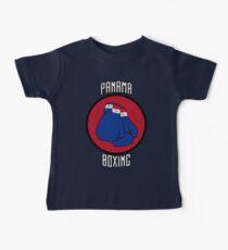 Panama Boxing Baby Tee