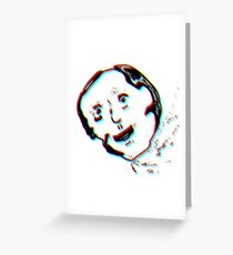 The Landlord Greeting Card