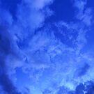 Cloudy Skies-Blue by Ryan Houston
