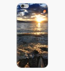 Beach at Sunset iPhone Case