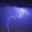 Lightning Strike Phone Case by Ryan Houston