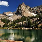 Lake Blanche, Sundial Peak by Ryan Houston