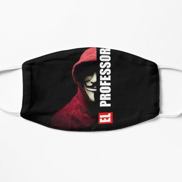 El Professor - Money Heist Masque sans plis