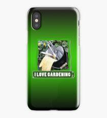 I Love Gardening iPhone Case/Skin