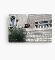 Ennis House, Frank Lloyd Wright Canvas Print
