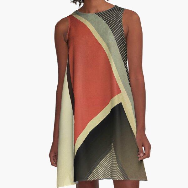 PJV/55 A-Line Dress