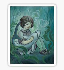 Underwater Dreaming  Sticker