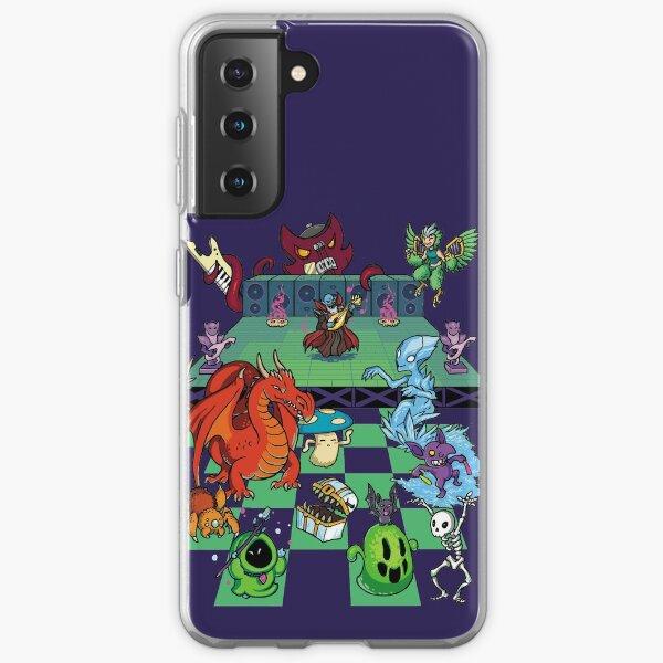 Crypt of the Necrodancer - Monster Mosh Samsung Galaxy Soft Case