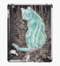 Vinilo o funda para iPad Ghost Cat Prowls Forever
