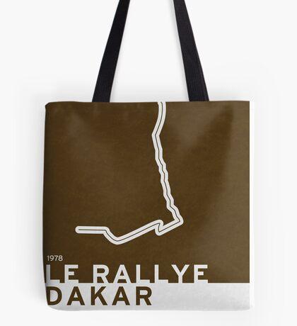 Legendary Races - 1978 Le rallye Dakar Tote Bag