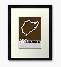 Legendary Races - 1927 Eifelrennen Framed Print
