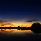 Alcomie sunset #1 by phillip wise