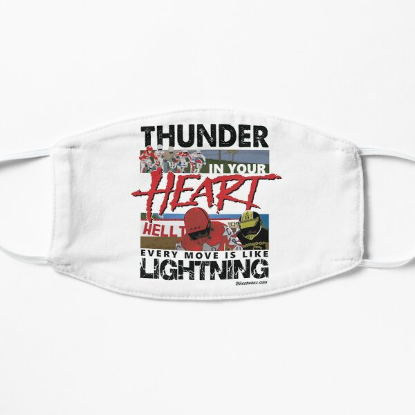 Thunder in your heart - RAD Mask