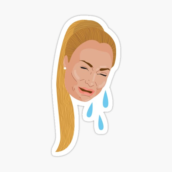 Darcey - 90 Day Fiance - Crying Sticker