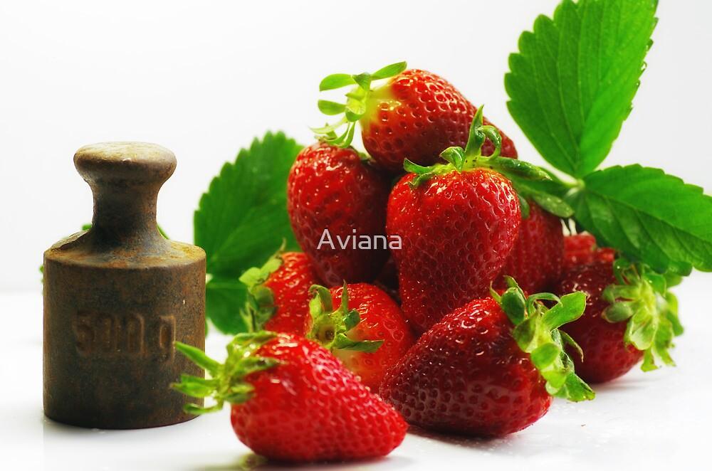 500g Erdbeeren by Aviana