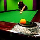 Billiards - Precision  by rsangsterkelly