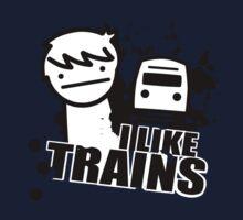 I like trains