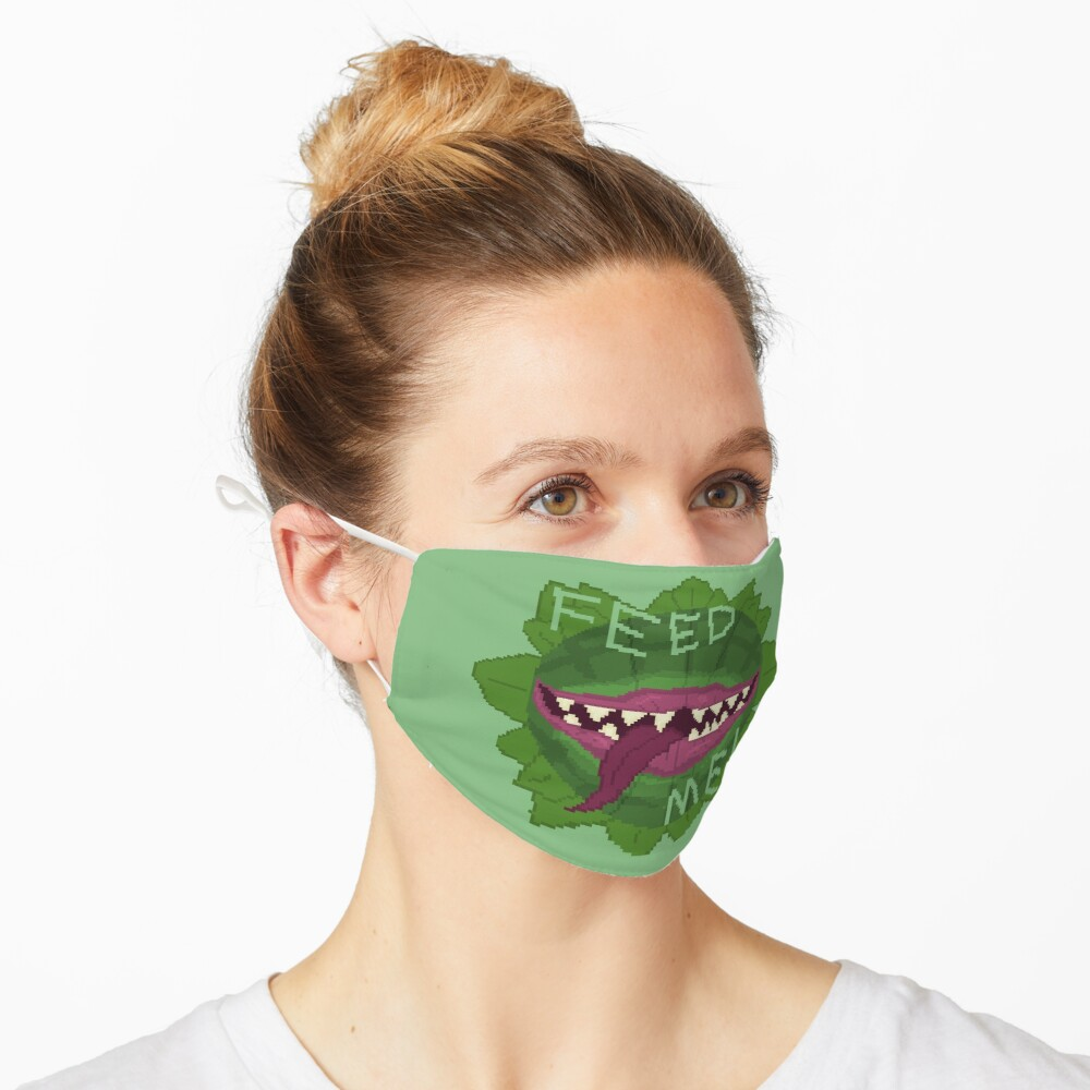 FEED ME! Mask
