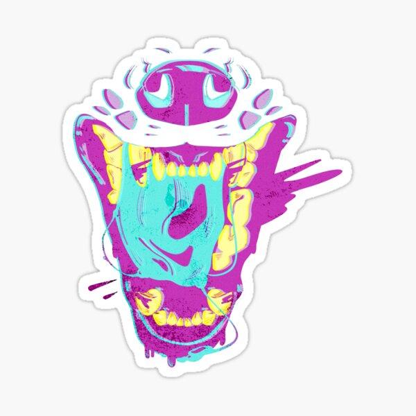 Hyena Laugh Sticker