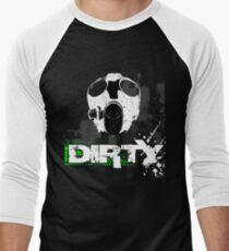 Dirty Men's Baseball ¾ T-Shirt