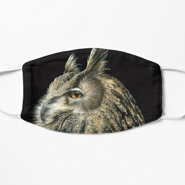 Profile of an eagle Owl Mask