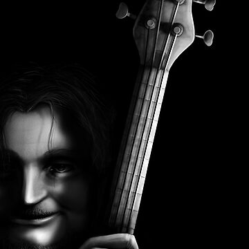 A Portrait of Aram by Mephistoau