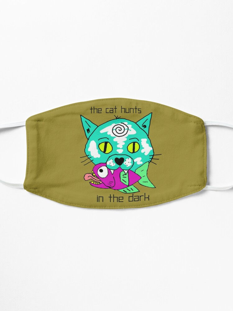 Alternate view of Scykosiz - THE CAT HUNTS Mask