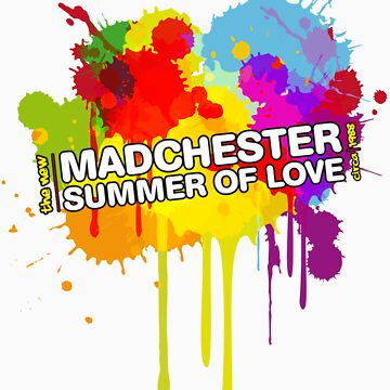 Madchester T-shirt by iglu