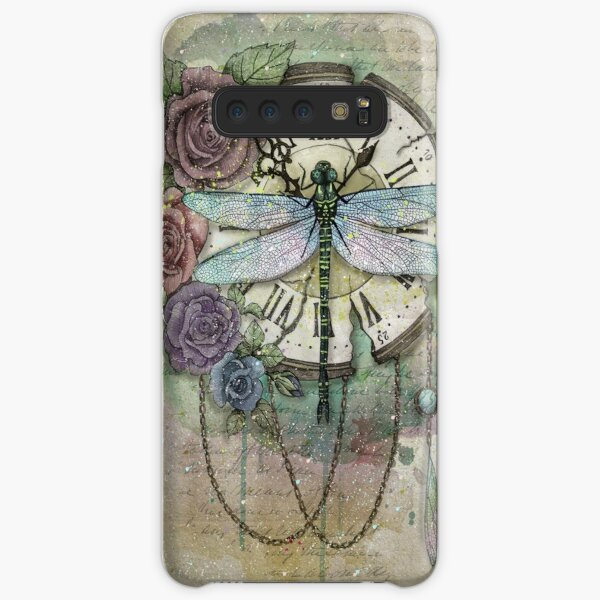 Time Flies Samsung Galaxy Snap Case
