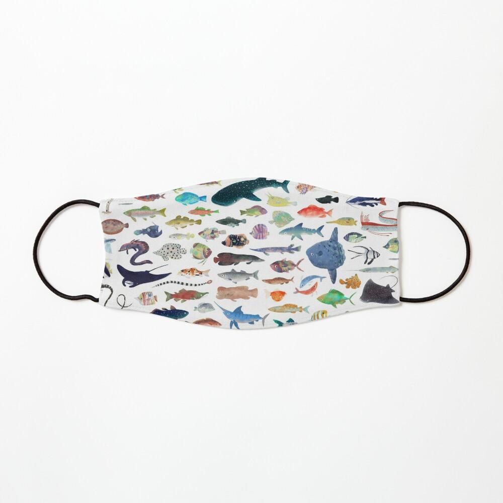 One Hundred Fish Mask