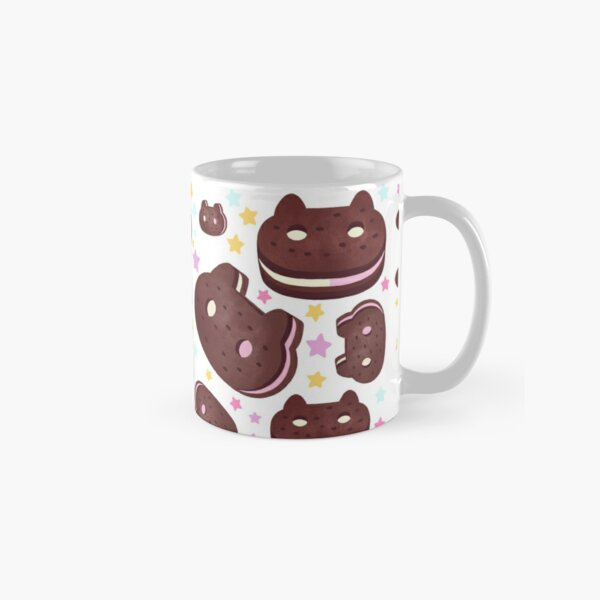 cookie cat Classic Mug