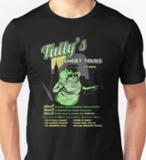 Tully's Ghost Tours T-Shirt