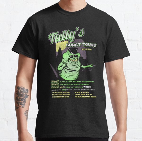 Tully's Ghost Tours Classic T-Shirt