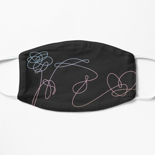 BTS Love Yourself Complete Flower Flat Mask