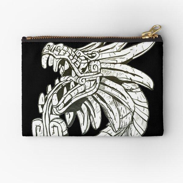 Quetzalcoatl  Zipper Pouch