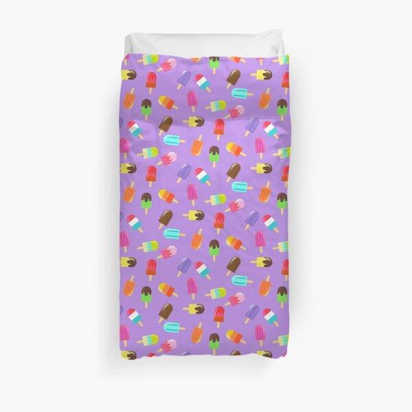 Popsicles Duvet Cover