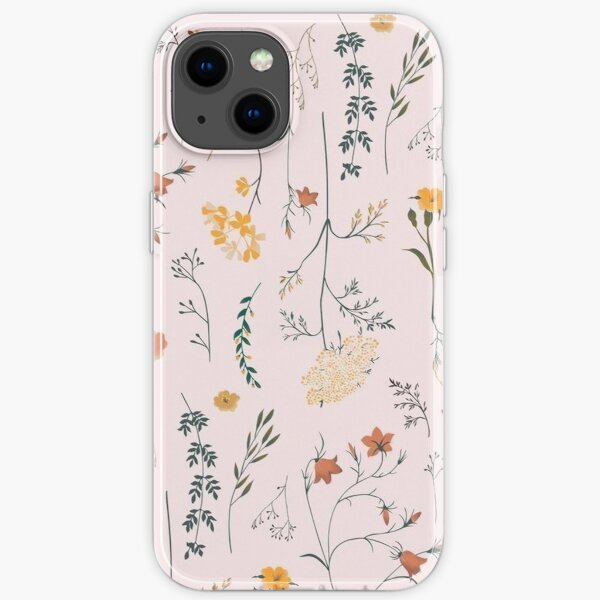 Flowers iPhone Soft Case
